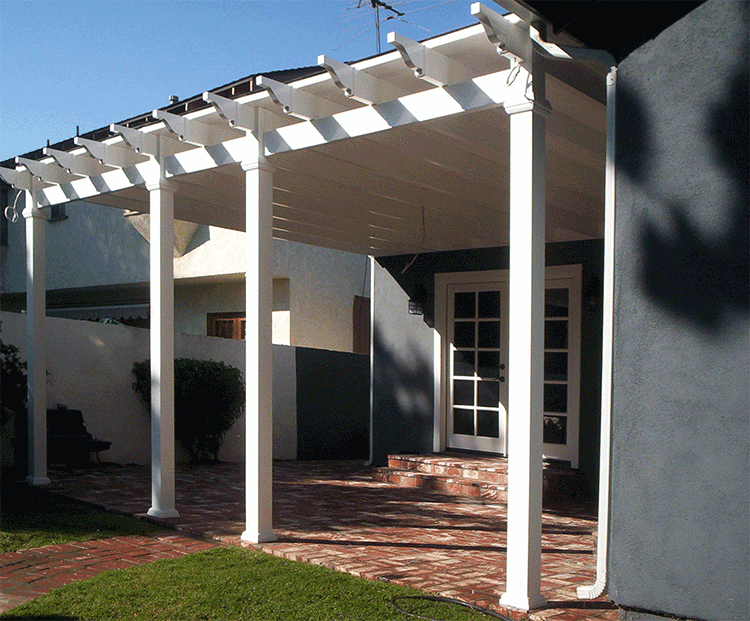 Patio Covers Vinyl Fence Depot California Los Angeles