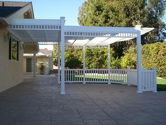vinyl patio covers vinyl fence depot california los angeles van nuys burbank valencia. Black Bedroom Furniture Sets. Home Design Ideas